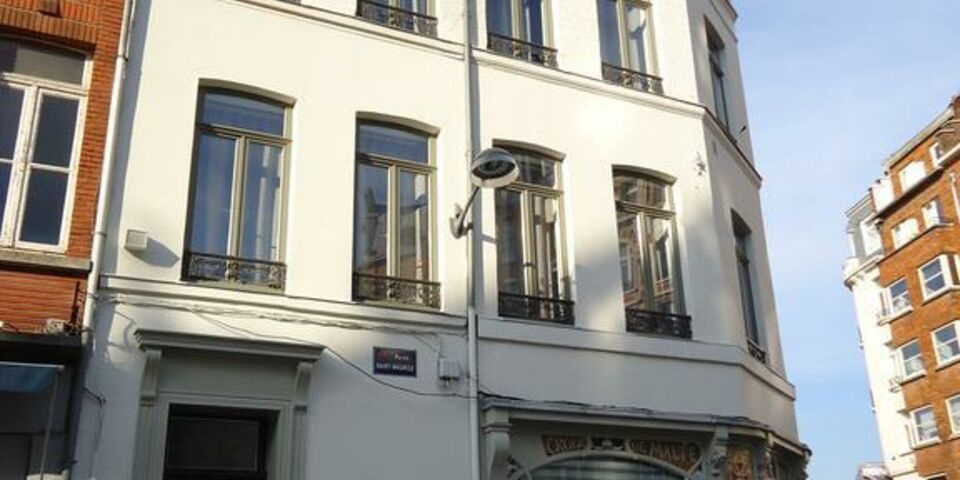 Flandres appart h tel a design boutique hotel lille france for Appart hotel france sud