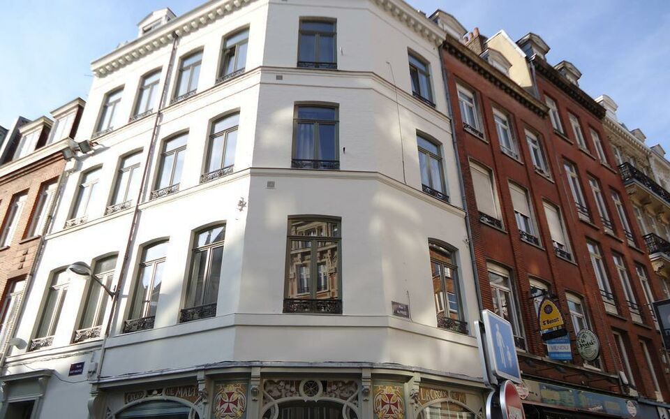 Flandres appart h tel a design boutique hotel lille france for Appart hotel france