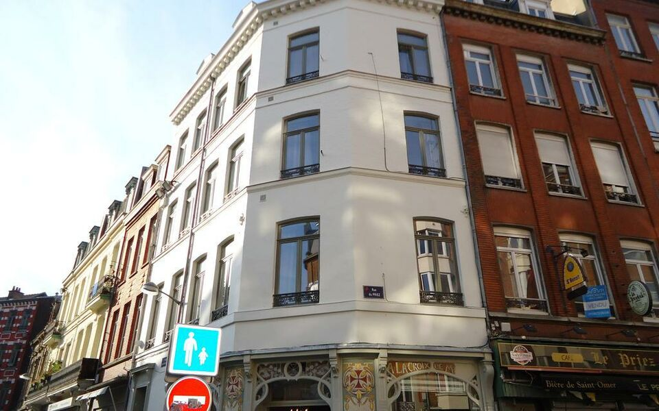 Flandres appart h tel a design boutique hotel lille france for Appart hotel en france