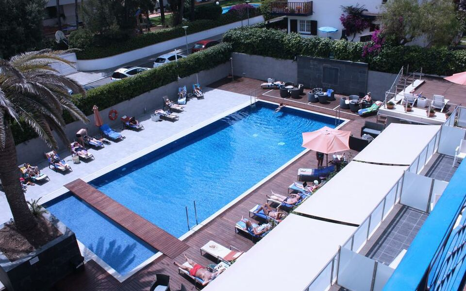 Hotel ibersol antemare spa sitges espagne my boutique for Hotel ibersol