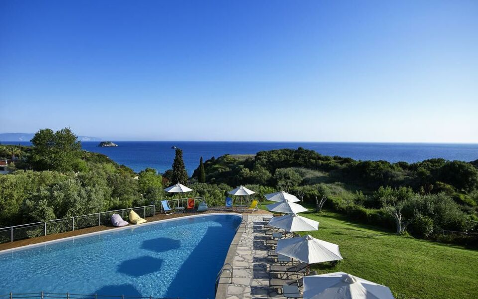 Small Boutique Hotels Kefalonia