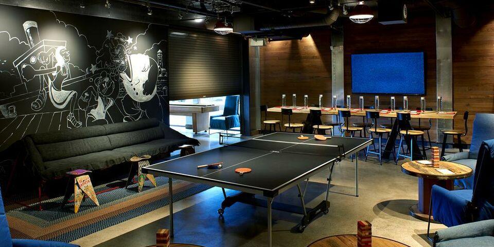 Hotel zephyr san francisco a design boutique hotel san for Design hotel san francisco