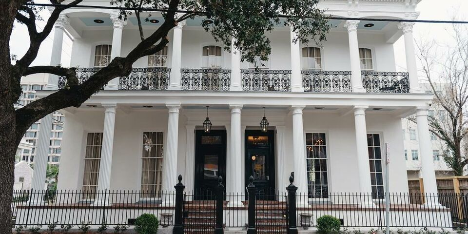 Henry howard hotel a design boutique hotel new orleans u for Design hotel new orleans