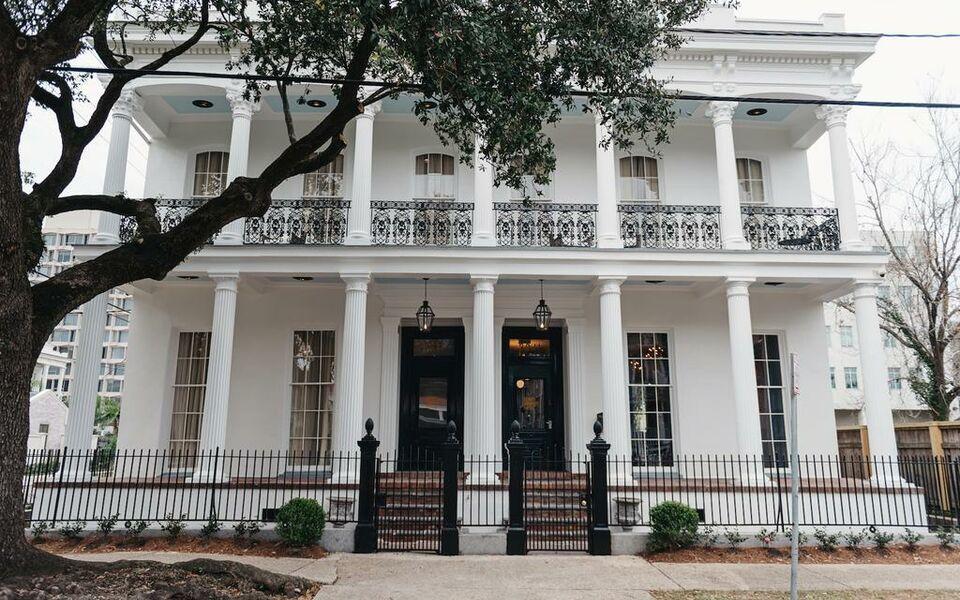 Henry Howard Hotel New Orleans