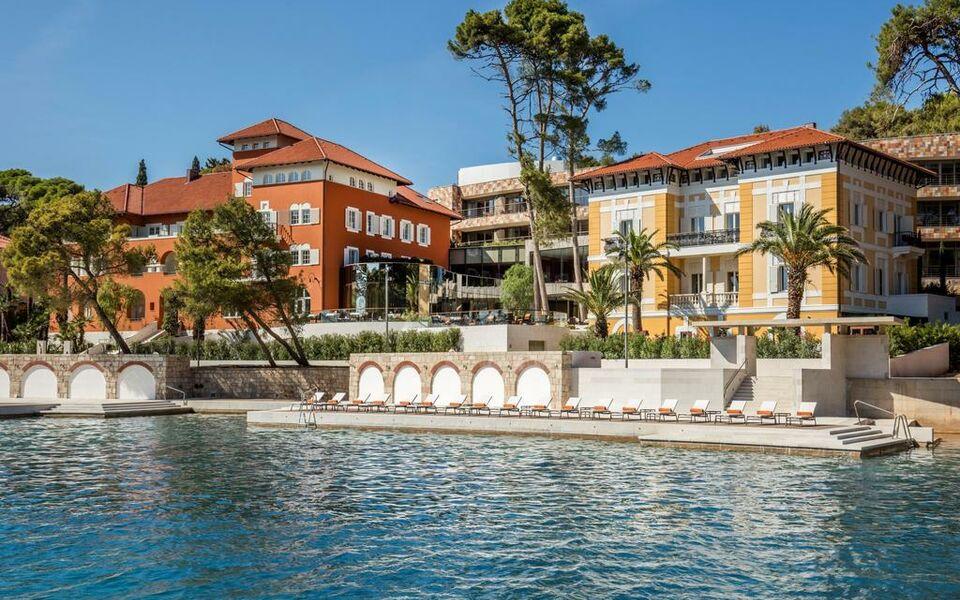 Boutique hotel alhambra a design boutique hotel mali for Boutique hotel croatie