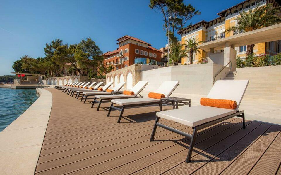 Boutique hotel alhambra mali lo inj croatie my for Boutique hotel croatie