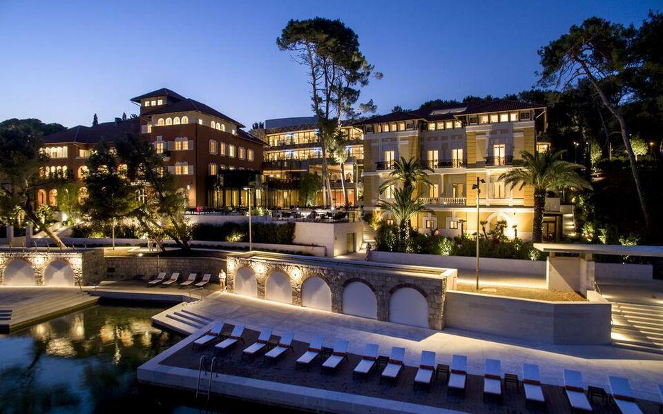 Boutique hotel alhambra mali lo inj croatie my for Boutique hotel intermezzo 4 pag croatie