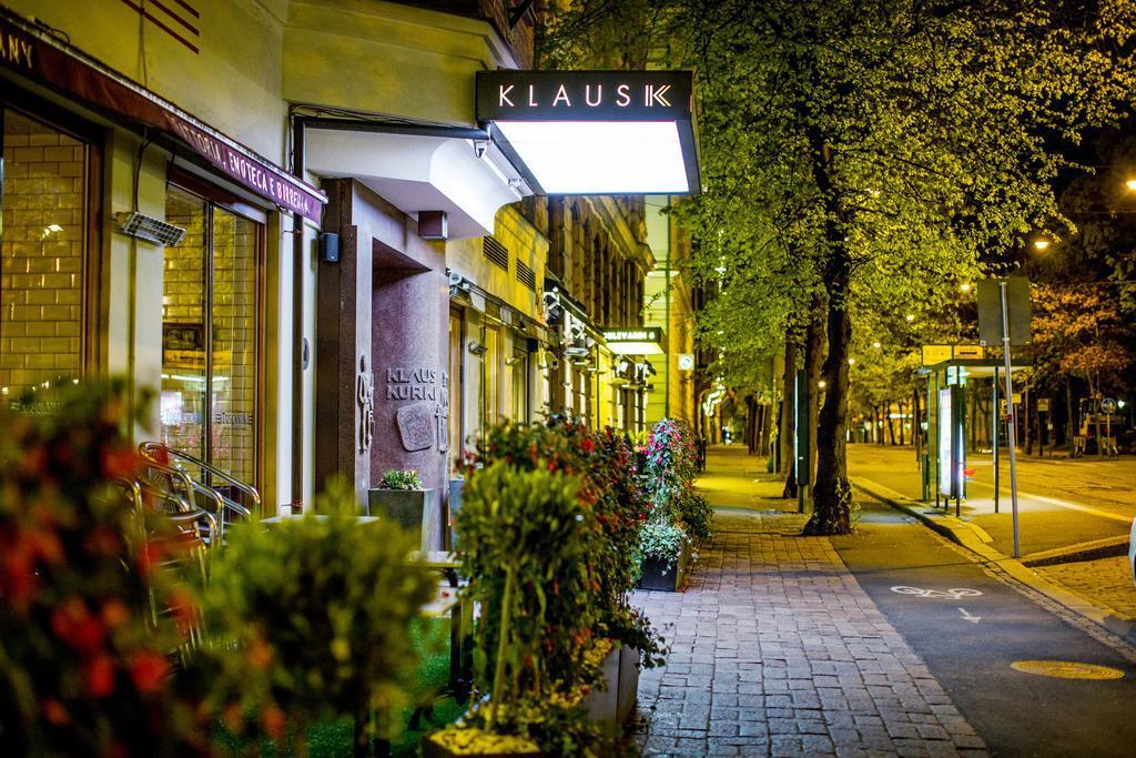 Hotel Klaus K A Design Boutique Hotel Helsinki Finland