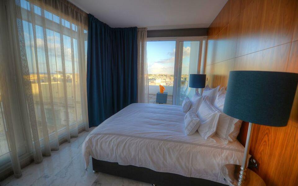 Su29 boutique hotel valletta malta for Boutique hotel malte