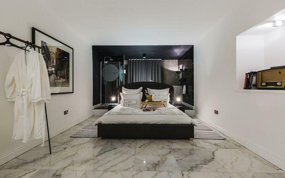 Su29 boutique hotel a design boutique hotel valletta malta for Boutique hotel malte