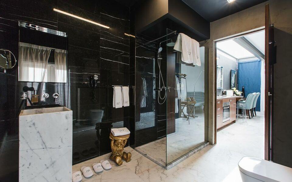 Su29 boutique hotel a design boutique hotel valletta malta for Design boutique hotels ghent