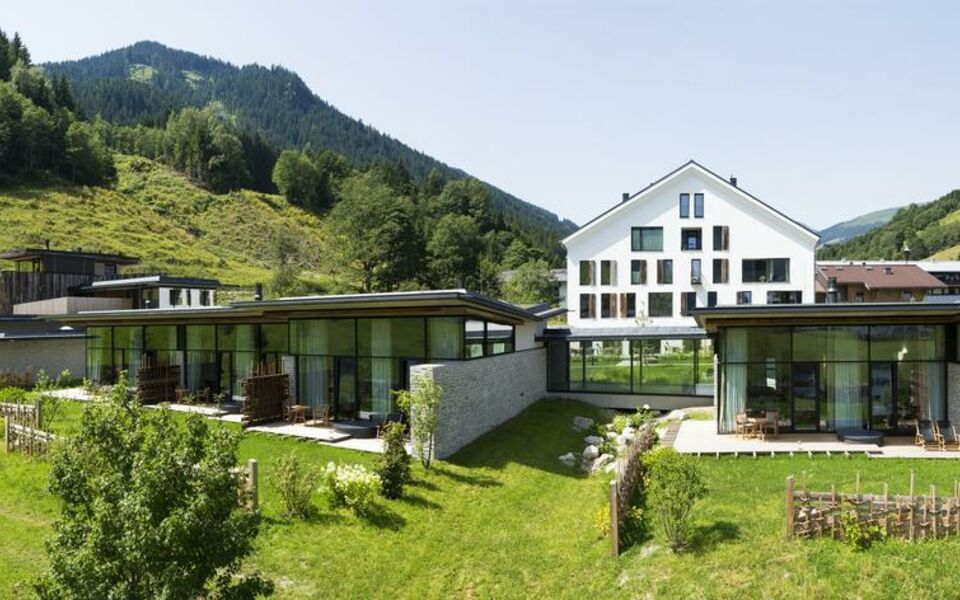 Hotel wiesergut saalbach hinterglemm austria for Ma boutique hotel
