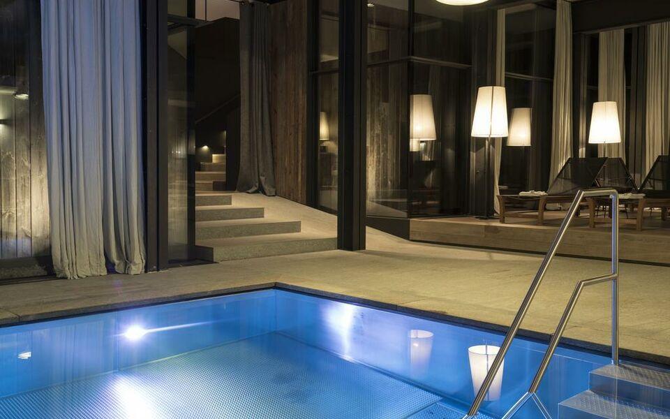 Hotel wiesergut saalbach hinterglemm austria for Boutique hotel saalbach
