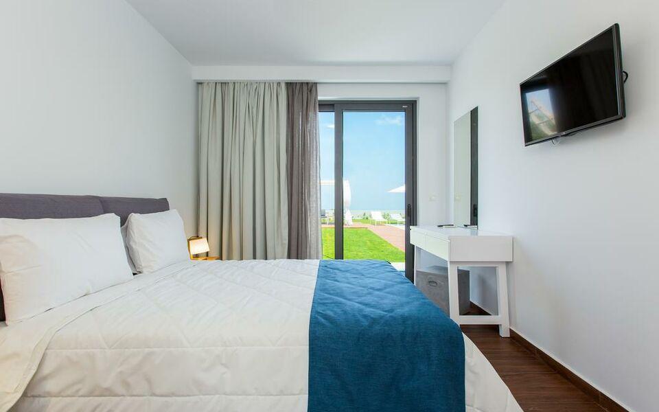 Vilana exclusive villas a design boutique hotel for Ma boutique hotel