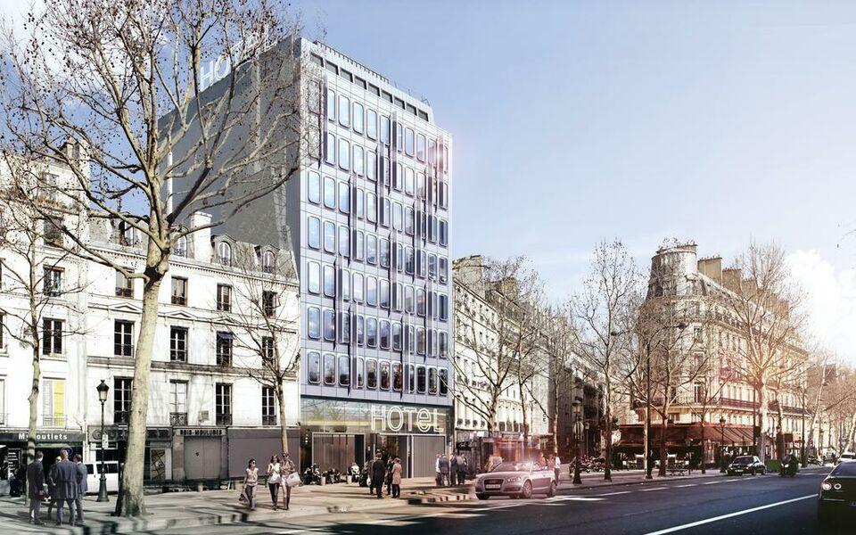 My Hotel Marais Paris