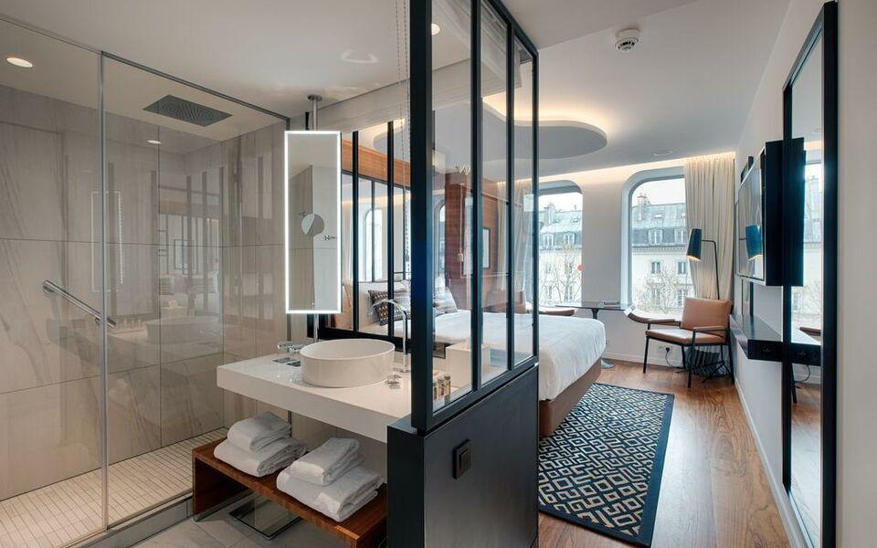 Renaissance paris republique a design boutique hotel for Paris boutiques hotels