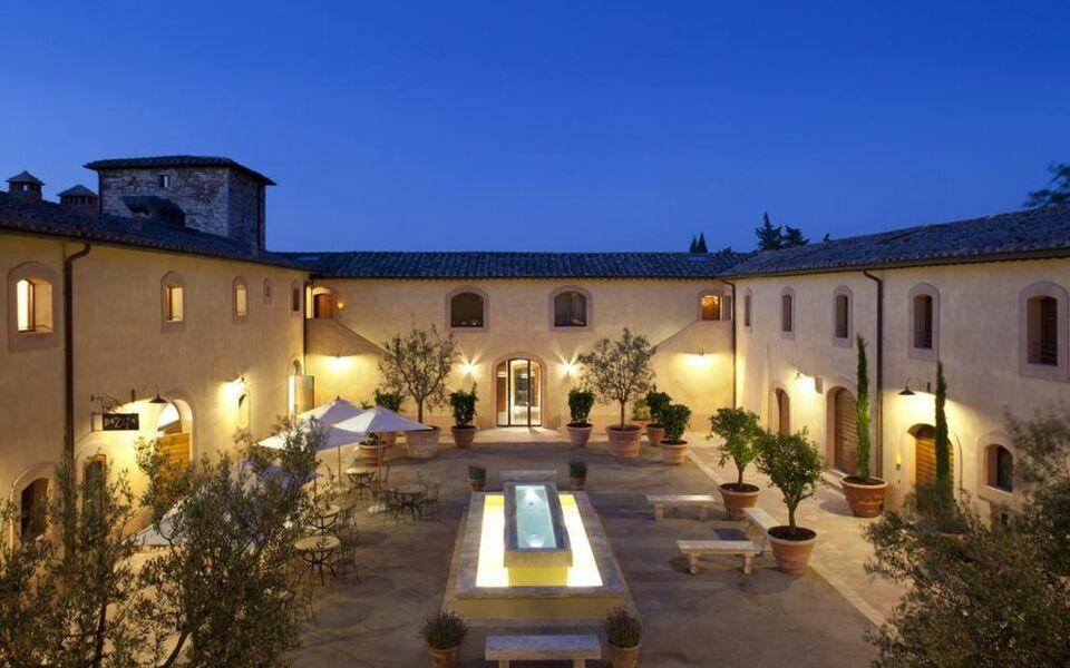 Belmond Castello Di Casole A Design Boutique Hotel Casole