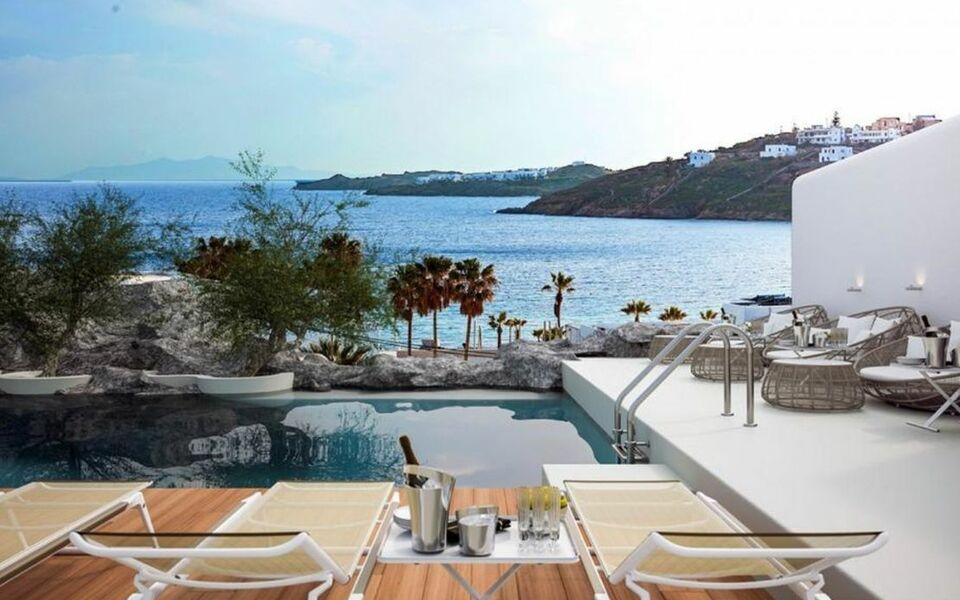 kensho boutique hotel and suites mykonos gr ce my boutique hotel. Black Bedroom Furniture Sets. Home Design Ideas