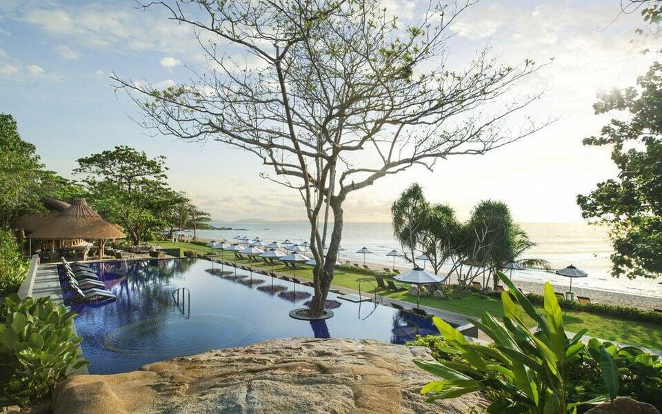 Vana belle a luxury collection resort koh samui koh - Complexe mandala beach villas koh samui en thailande ...