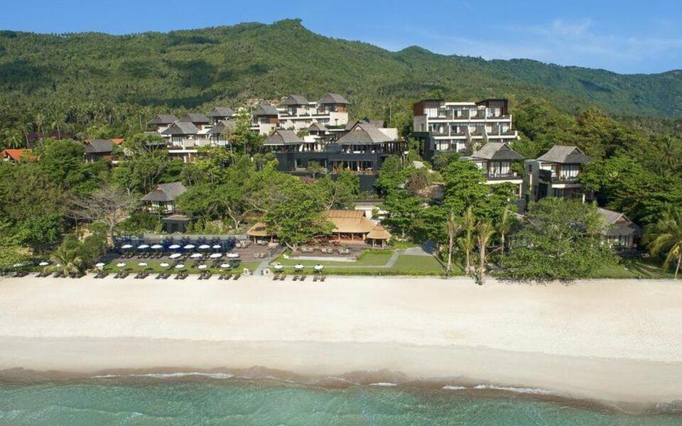 Vana belle a luxury collection resort koh samui a for Design hotel koh samui