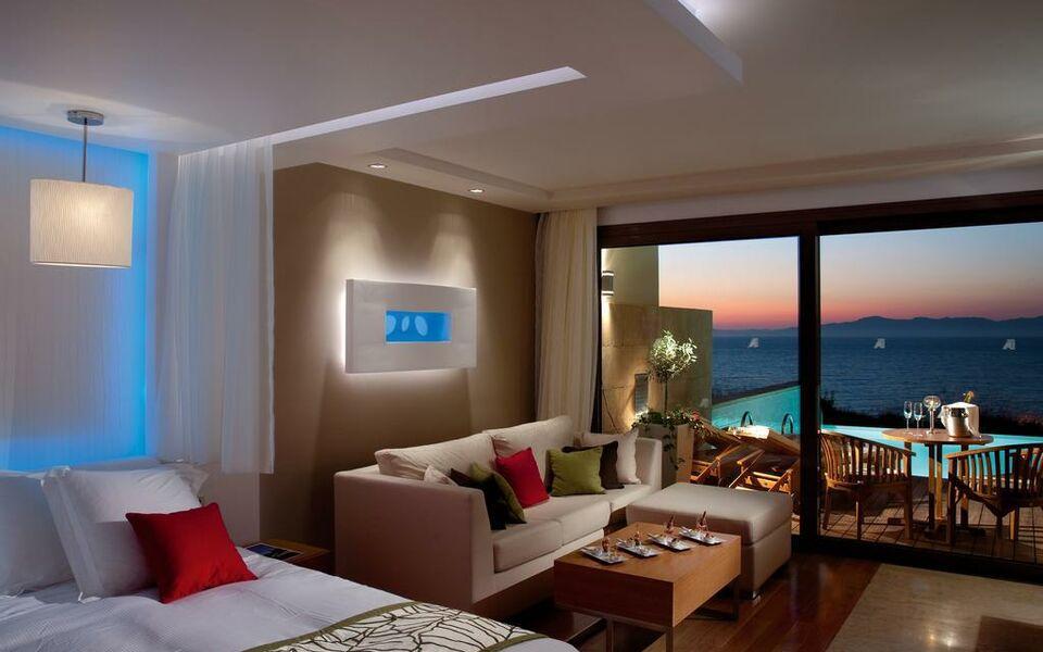 Elite suites by amathus a design boutique hotel ixia greece for Boutique hotel 5 rhodes