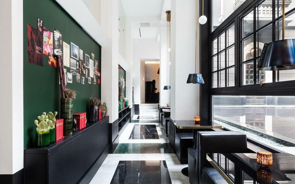 Senato hotel milano a design boutique hotel milan italy for Boutique hotel milano