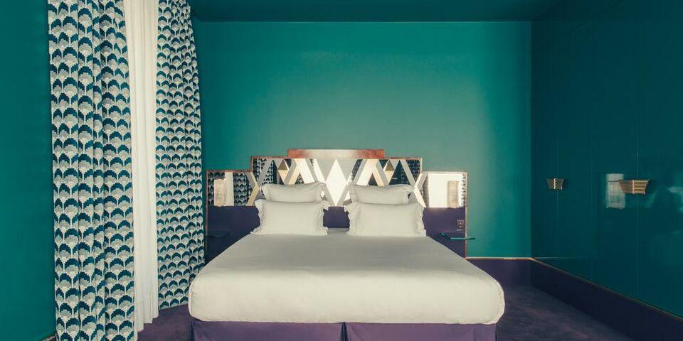 h tel saint marc paris france my boutique hotel. Black Bedroom Furniture Sets. Home Design Ideas
