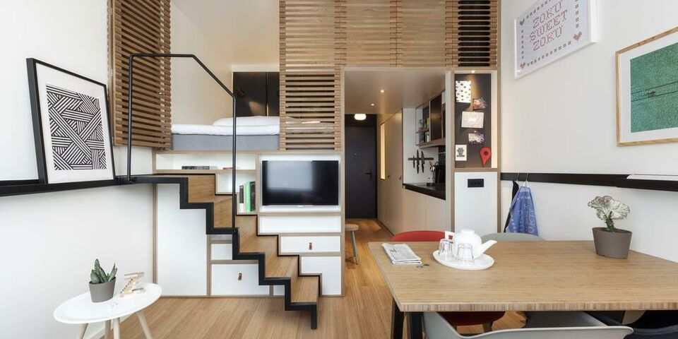 Zoku amsterdam amsterdam pays bas my boutique hotel for Interieur stylist amsterdam