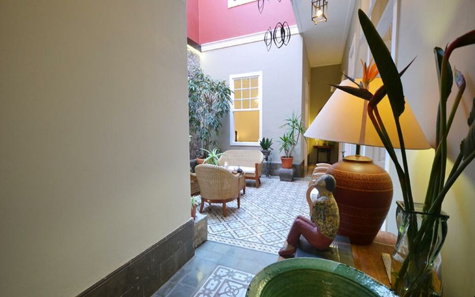 La casa de vegueta a design boutique hotel las palmas de for Design hotel las palmas gran canaria
