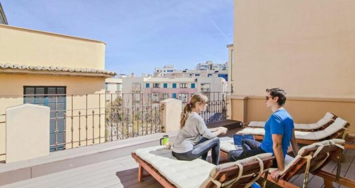 Can blau homes a design boutique hotel palma mallorca spain for Designhotel palma