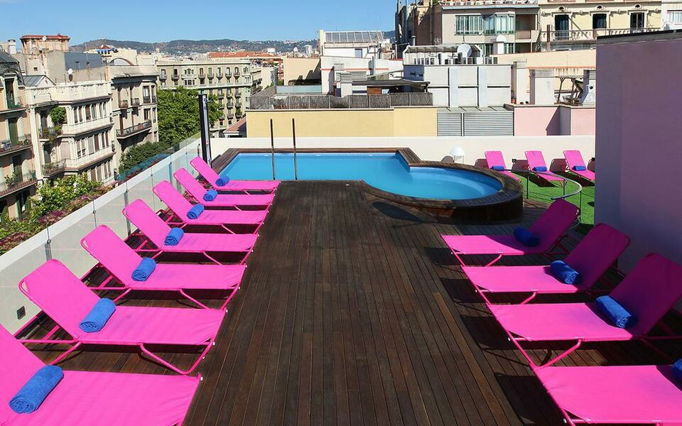Two Hotel Barcelona By Axel 4 Sup Adults Only Barcelona