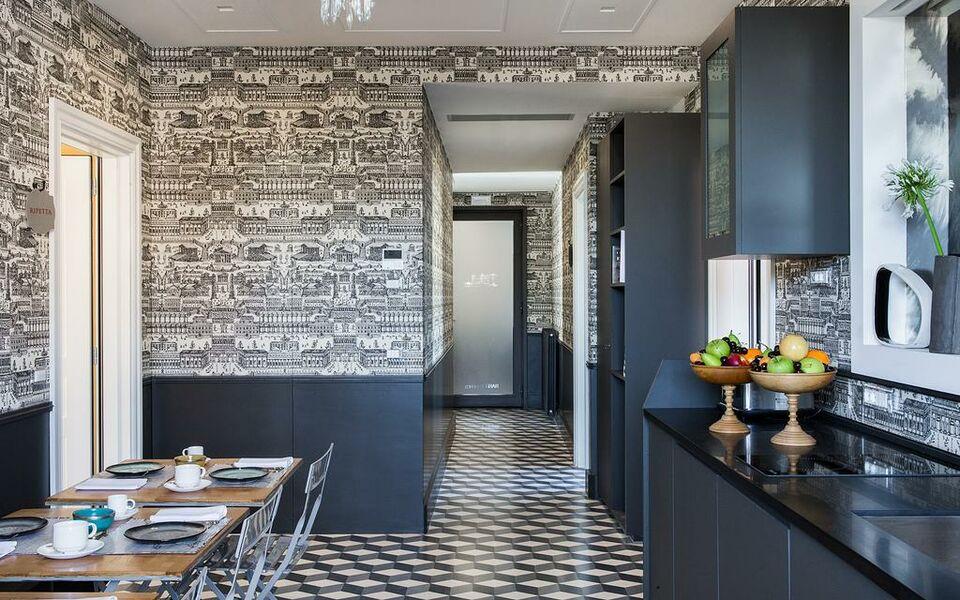 Rarity suites a design boutique hotel rome italy for Design boutique hotel rome