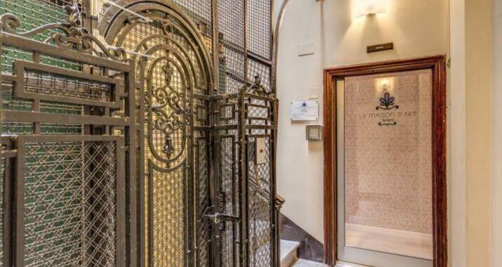 La maison d 39 art spagna a design boutique hotel rome italy for Design boutique hotels rome