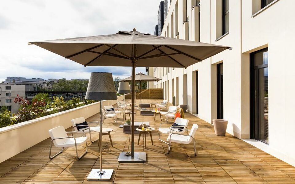 Okko hotels paris rueil malmaison a design boutique hotel for Design hotels france