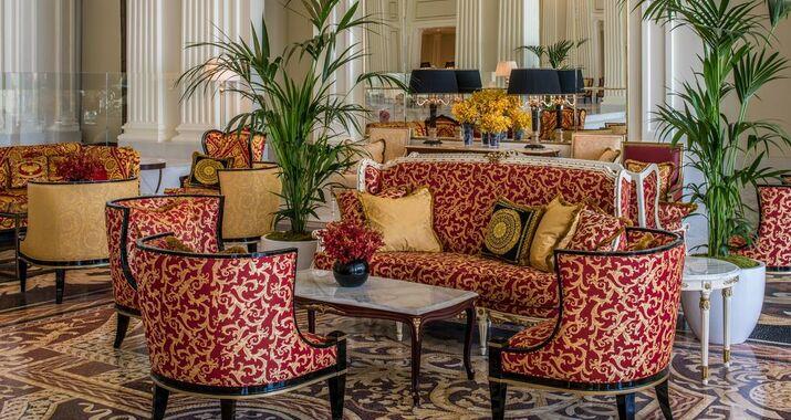 rideaux versace versace meuble with rideaux versace gallery of carreaux en cramique noir et. Black Bedroom Furniture Sets. Home Design Ideas