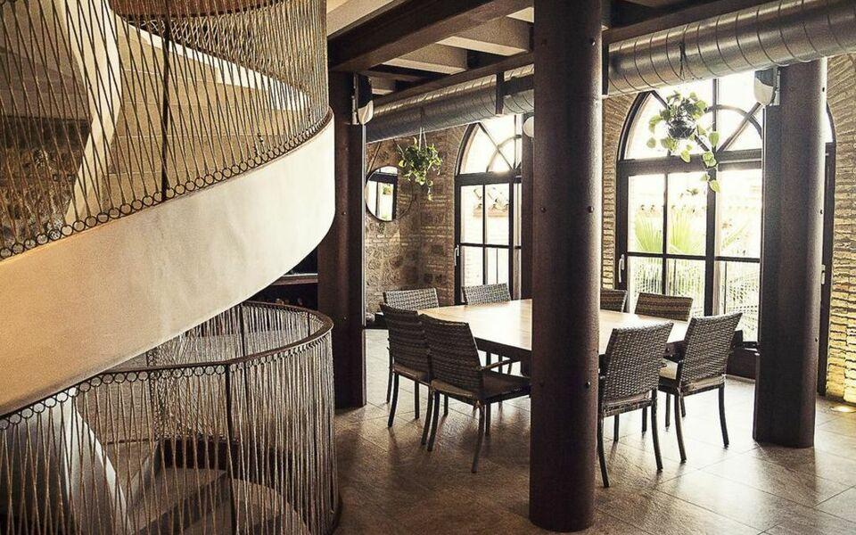 Hotel boutique patio del posadero cordoue espagne my for Hotel boutique espagne