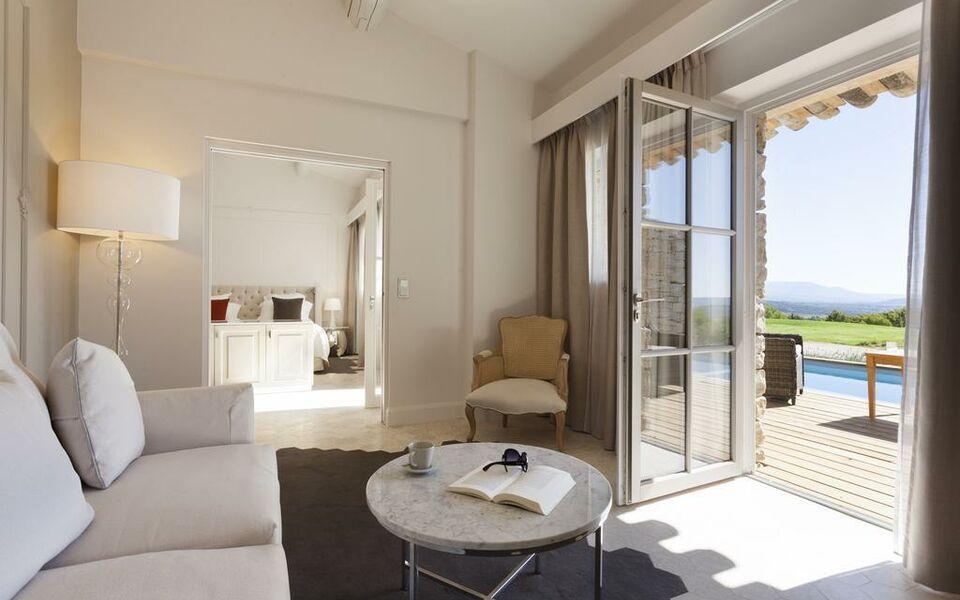 Mas des herbes blanches joucas frankreich for Boutique hotel luberon