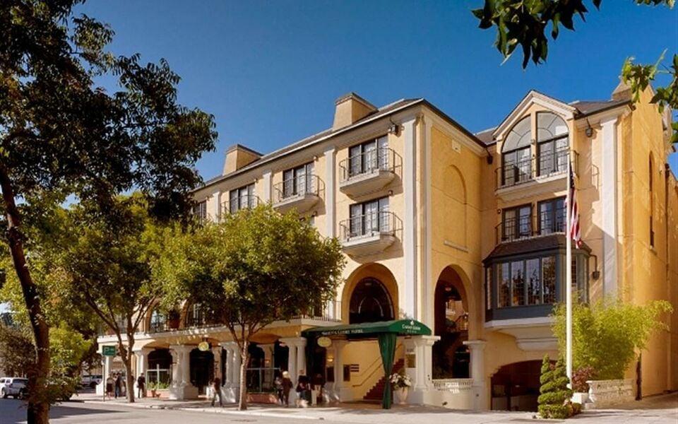 garden court hotel a design boutique hotel palo alto u s a