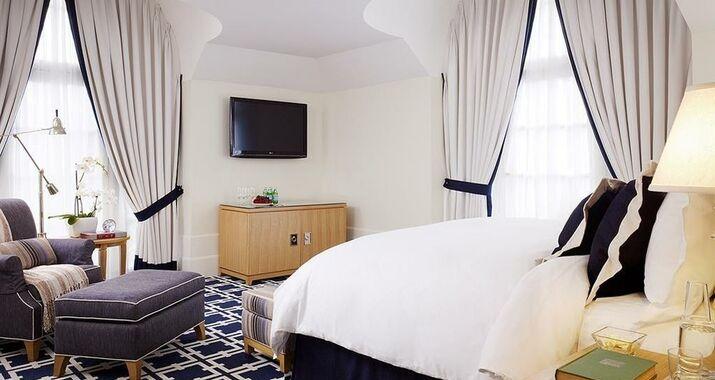 Stanford Court Hotel Room Service