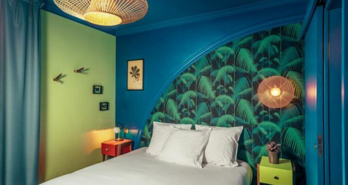 Hotel Villa Bougainville Nice