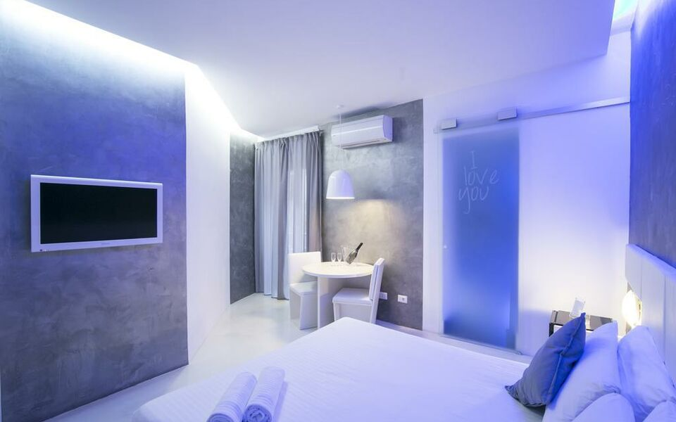 Design art pie a design boutique hotel rome italy for Design boutique hotels rome