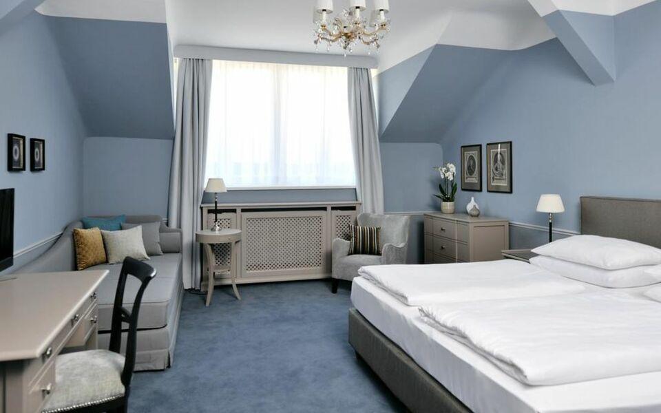 Hotel k rntnerhof vienne autriche my boutique hotel for Boutique hotel vienne autriche