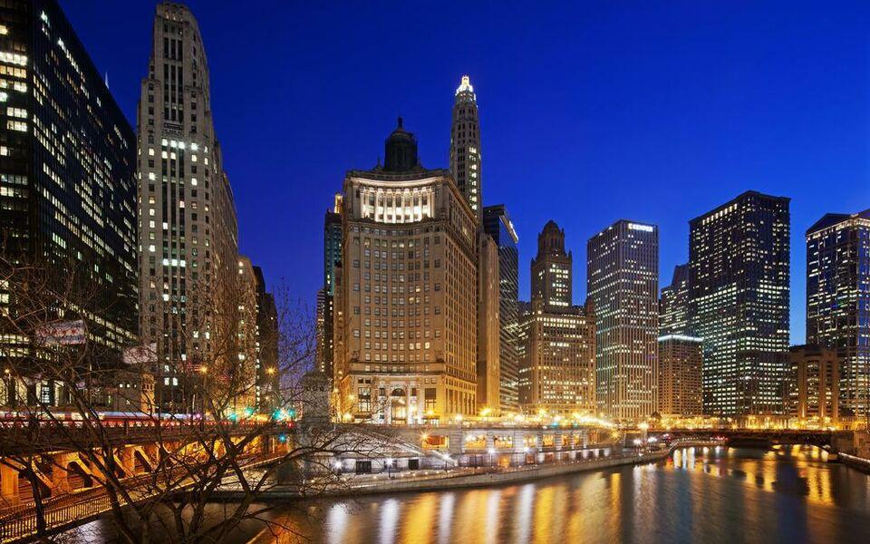 Hotel Hilton Chicago Michigan Avenue