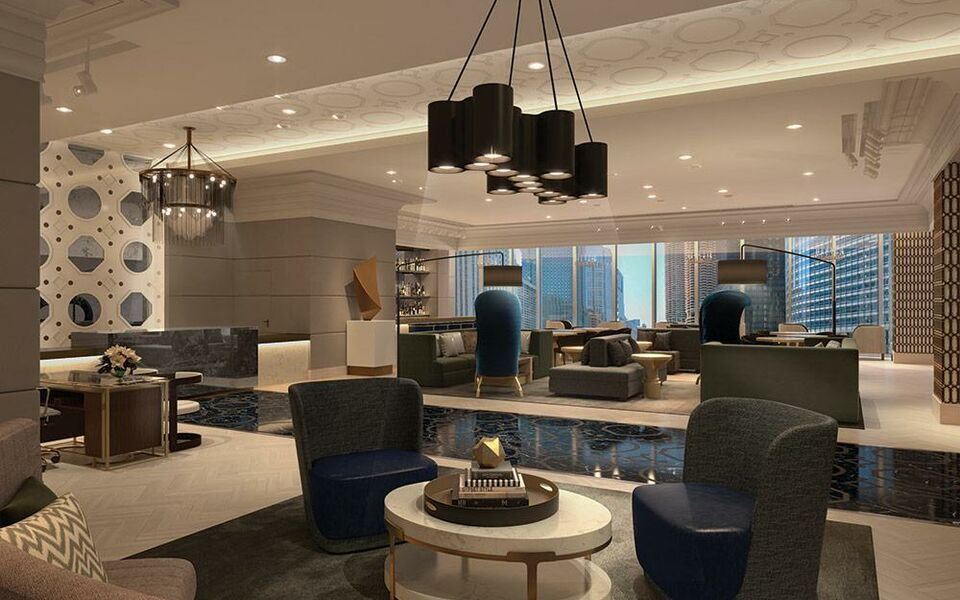 Londonhouse chicago curio collection by hilton a design for Boutique hotels chicago michigan avenue