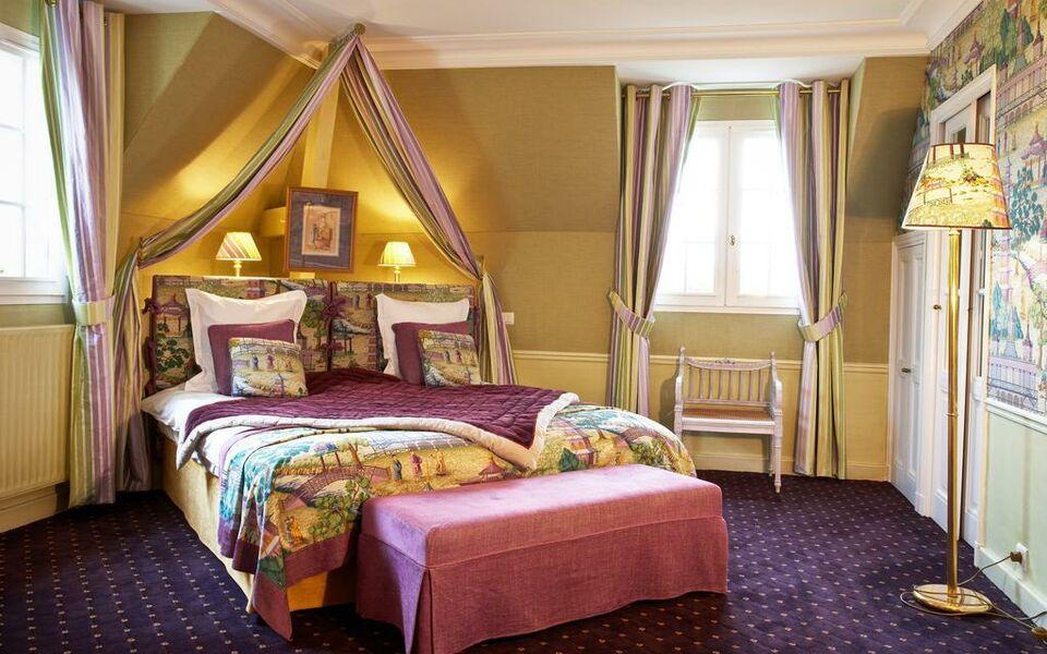 Hostellerie la briqueterie a design boutique hotel vinay for Design hotel stubaital