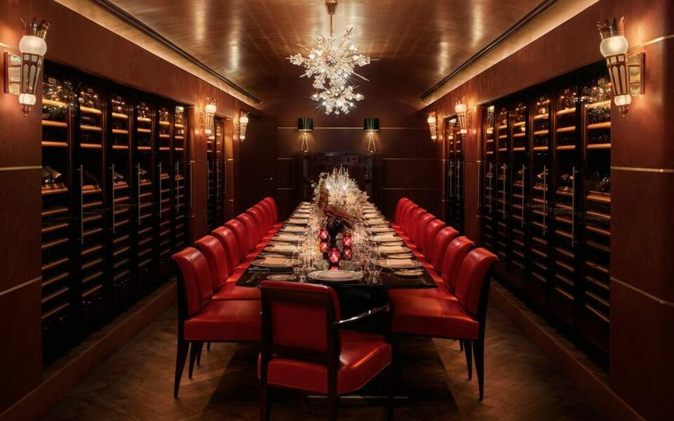 Faena hotel miami beach a design boutique hotel miami for Best private dining rooms miami