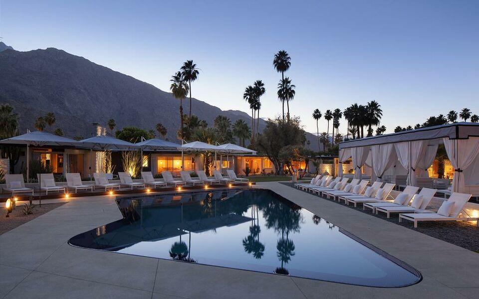L 39 horizon resort spa a design boutique hotel palm for Ma boutique hotel