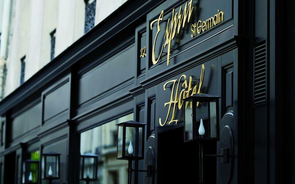 esprit saint germain paris france my boutique hotel. Black Bedroom Furniture Sets. Home Design Ideas