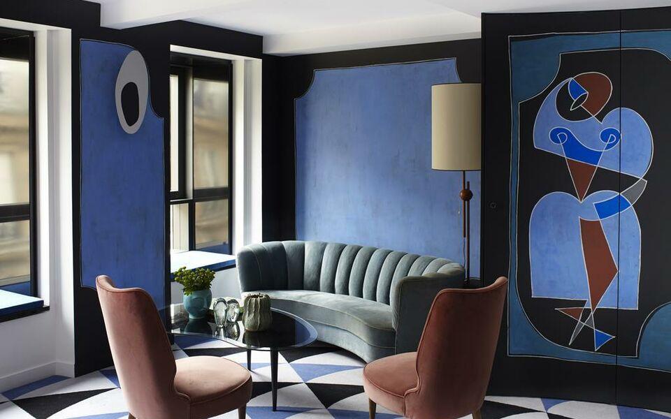 Hotel le montana paris france my boutique hotel for Design hotel des francs garcons saint sauvant