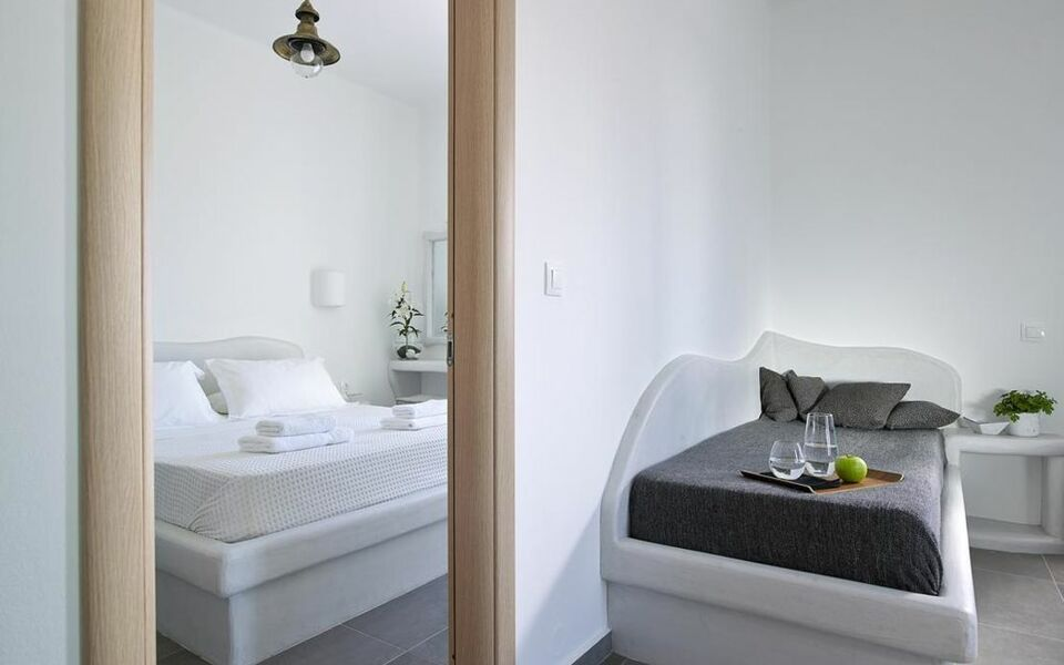 Garifalakis Comfort Rooms, a Design Boutique Hotel Milos, Greece